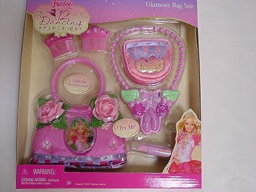 Barbie in the 12 Dancing Princesses Glamour Bag Set