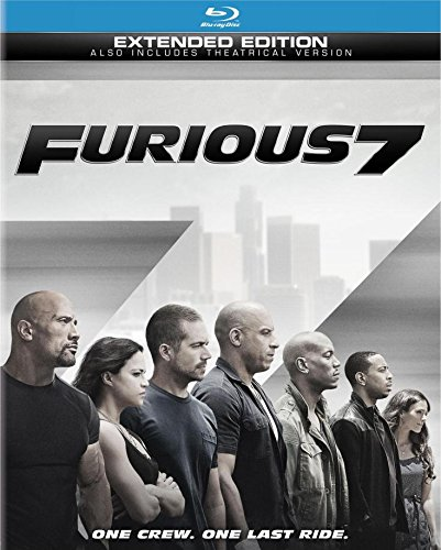 Purchase Furious 7 Blu-Ray + DVD + Digital HD