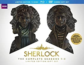 Sherlock: Season 1-3 - Gift Set