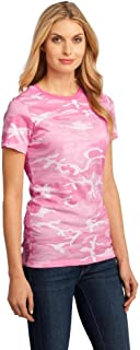 Ladies Camo-Camouflage T Shirts in Ladies Sizes: XS-4XL