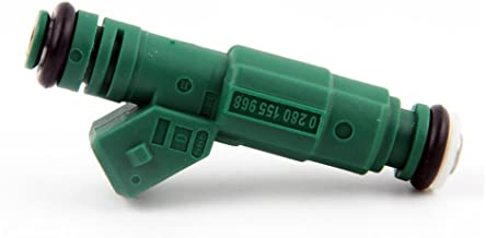 Fuel Injector 42lb EV1 0280155968 Fits for BMW E30 VW Golf Chevrolet Ford 440cc