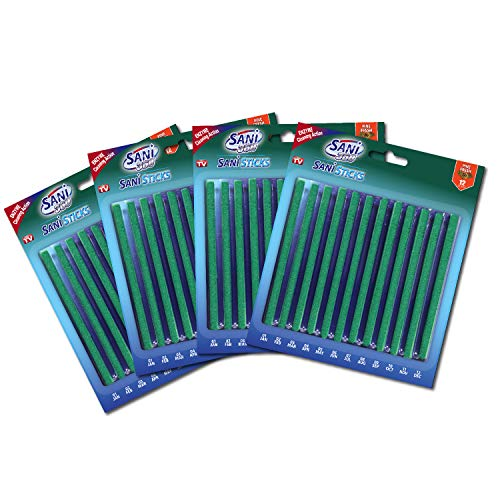 SANI 360° Sani Sticks Drain Cleaner and Deodorizer   Non-Toxic,...