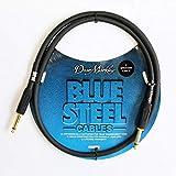 Dean Markley ディーンマークレー BSSP3S [91cm] スピーカーケーブル Blue Steel Cable