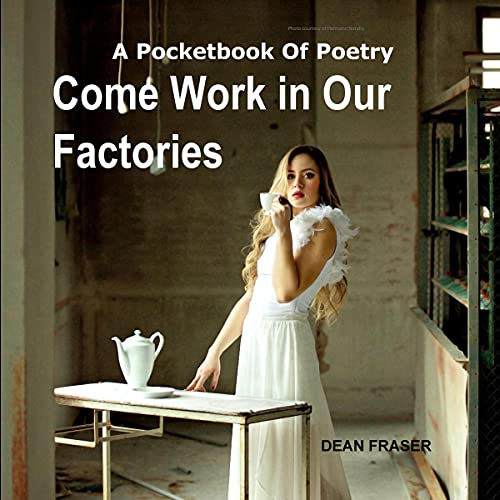 A Pocketbook of Poetry: Come Work in Our Factories cover art