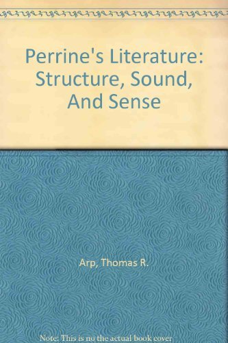 Looseleaf Version with Binder for Perrine's Literature: Structure, Sound, and Sense, 9th