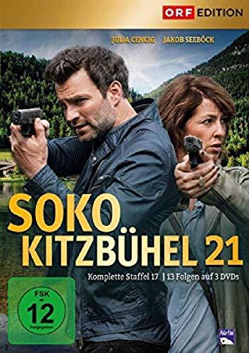 SOKO Kitzbühel 21 [3 DVDs]