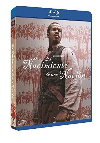 El Nacimiento De Una Nación Blu-Ray [Blu-ray]