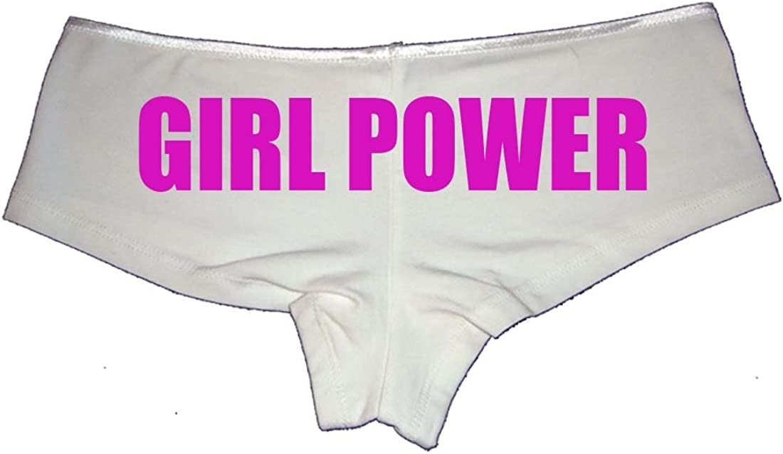 Panties That Say Girl Power Pictures