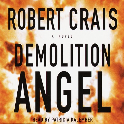 Demolition Angel audiobook cover art