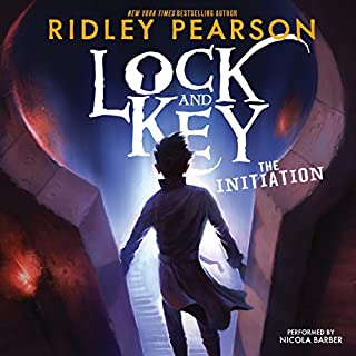 Lock and Key: The Initiation cover art