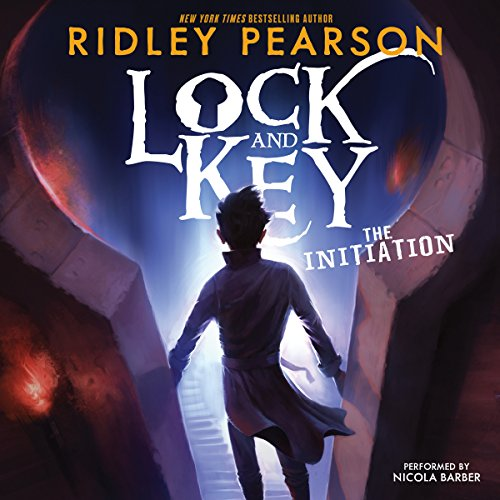 Lock and Key: The Initiation audiobook cover art