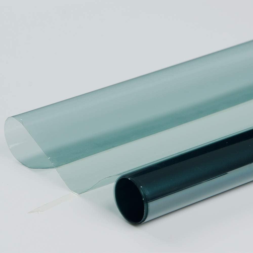Price New product!! reduction ZHU-CL 1x5m Car Window Tint Change Film VLT 20%-75% photochromic