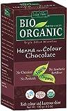 Tintura per capelli all'henné all'henné in polvere micropenica setacciata al 100% bio (Light Brown)
