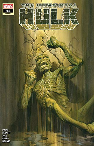 Immortal Hulk 045 (2021) (English Edition)