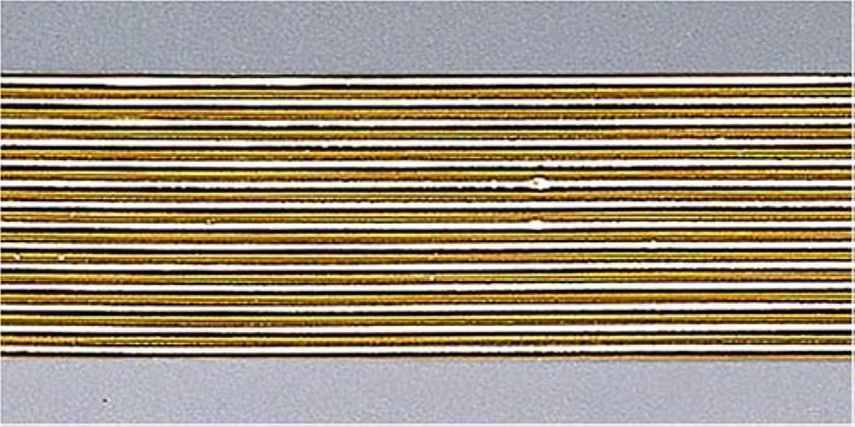 Knorr Prandell 8306028?Wax Strips 2?mm/20?cm Gold