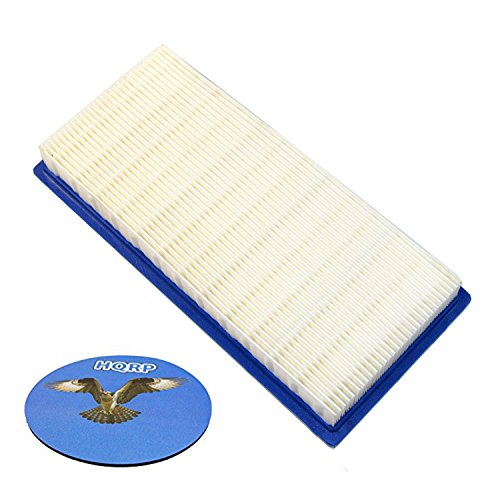 HQRP Air Filter for Briggs & Stratton 185430, 185432, 185436, 185437, 185462, 185467, 187432, 187437 Series Vanguard Engines Coaster