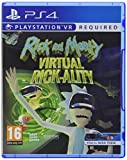 Rick and Morty Virtual Rick-Ality - PlayStation 4 [Edizione: Regno Unito]