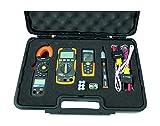 HT Juego de medidores Instruments en maletín, 1pieza, Work Kit de +