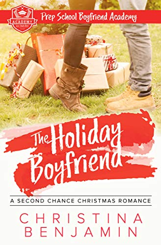 Book Cover for The Holiday Boyfriend
