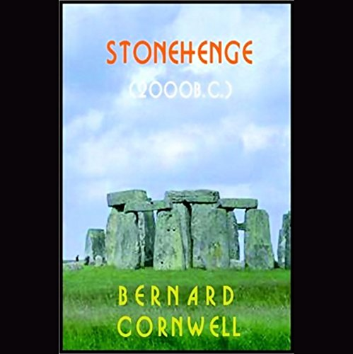 Stonehenge audiobook cover art