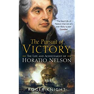 The Pursuit of Victory The Life and Achievement of Horatio Nelson:Donald-trump
