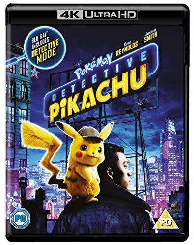 Detective Pikachu [Edizione: Regno Unito] [Italia] [Blu-ray]