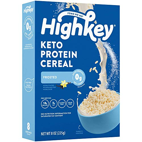 HighKey Keto Protein Breakfast Cereal - 0 Net Carb  Colorado