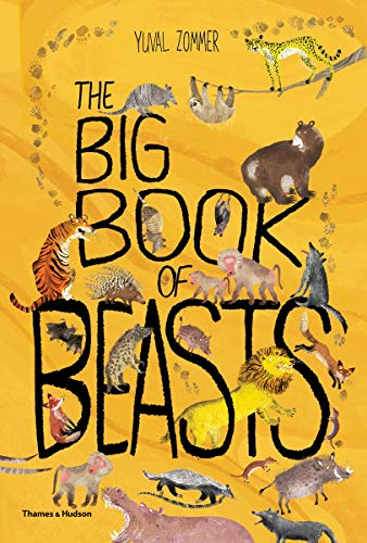 Image of The Big Book of Beasts (The Big Book Series)
