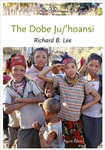 Price comparison product image The Dobe Ju / 'hoansi