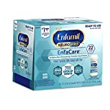 Enfamil NeuroPro EnfaCare Infant Formula, Brain-Building Nutrition with Clinically Proven growth benefits for premature babies, Ready-to-Use Liquid Nursette Bottles, 2 fl Oz, 6 Count
