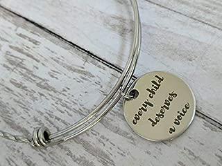 apraxia awareness jewelry