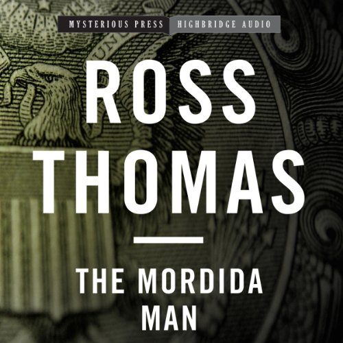 The Mordida Man audiobook cover art