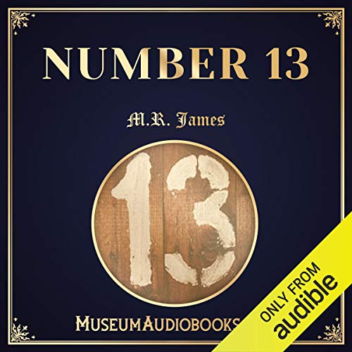 Number 13 cover art