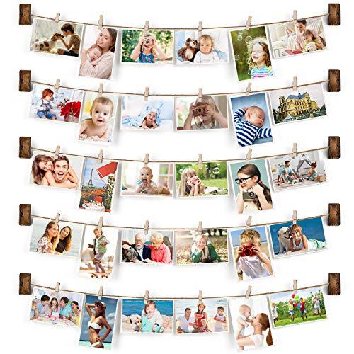 30 Photo Display Collage - No Lights