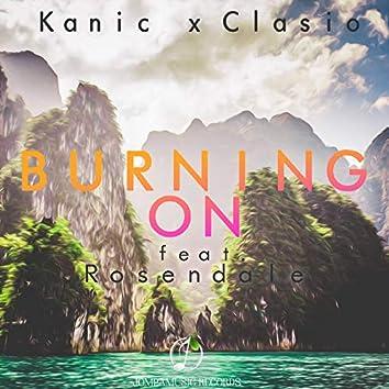 Burning On