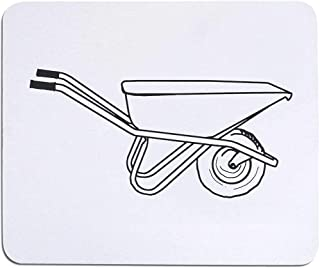 'Wheelbarrow' Mouse Mat / Desk Pad (MO00013533)