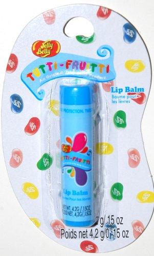 Jelly Belly Tutti-fruitti Flavored Lip Balm (1 Each)