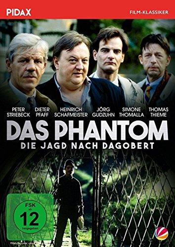 Das Phantom - Die Jagd nach Dagobert / Spektakulärer Kriminalfilm basierend auf einem wahren Fall (Pidax Film-Klassiker)