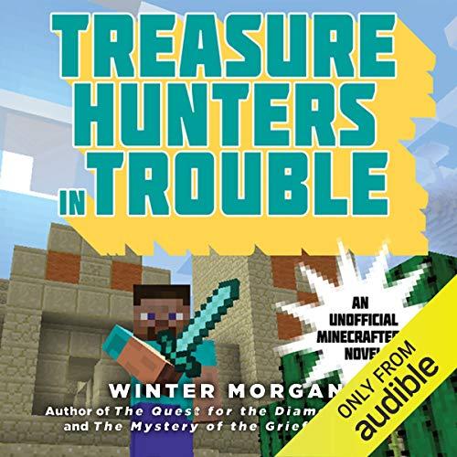 Treasure Hunters in Trouble cover art