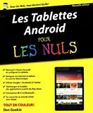 Les tablettes Android pour les Nuls by Dan Gookin (May 04,2015) - First interactive (May 04,2015)