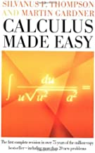 Best calculus made easy 1910 Reviews