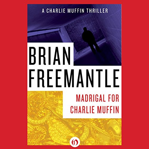 Madrigal for Charlie Muffin audiobook cover art