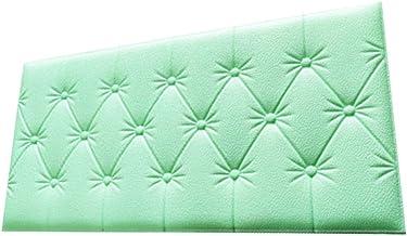 Painéis de parede BESPORTBLE, papel de parede autoadesivo 3D macio azulejos de parede adesivo de fundo de TV, adesivo de d...