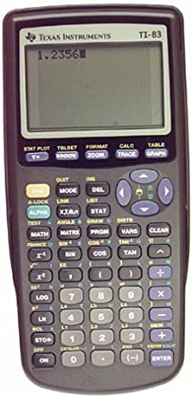 Texas Instruments TI-83 Graphing Calculator photo