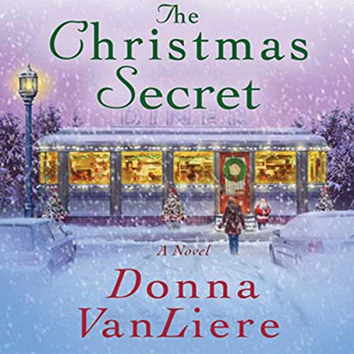 The Christmas Secret audiobook cover art
