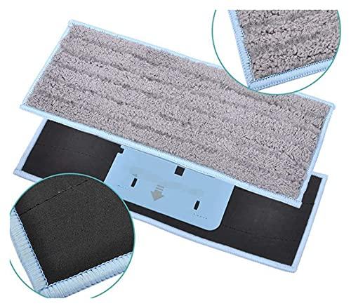 PUGONGYING Popular Microfibra 3 unids/Lote Lavable Sweep Sweep Pill Paños Mop Pills Pads Pads Ajuste para Irobot Braava M6 Post Gratis Durable
