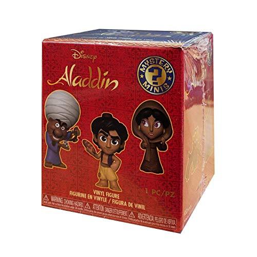 Mystery Mini: Disney: Aladdin: una figura al azar