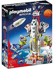 Playmobil Space Cohete con Plataforma