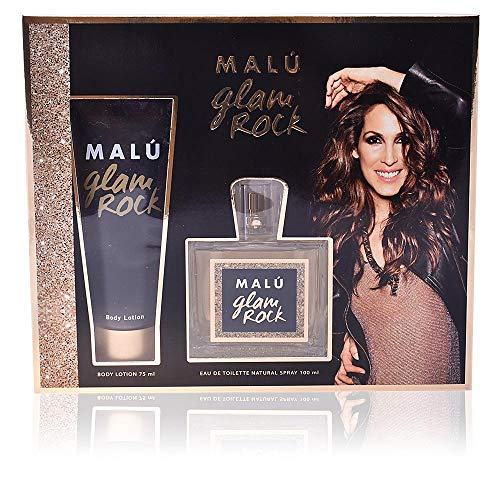 MALU GLAM ROCK EDT 100ML + BODY 75ML