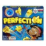 Hasbro Perfection – Juego de Societe – Juego de Velocidad – Versión Francesa